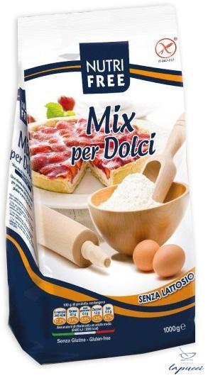 NUTRIFREE MIX DOLCI 1 KG