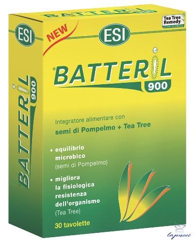 ESI TEA TREE REMEDY BATTERIL 900 30 TAVOLETTE