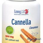LONGLIFE CANNELLA 60 CAPSULE