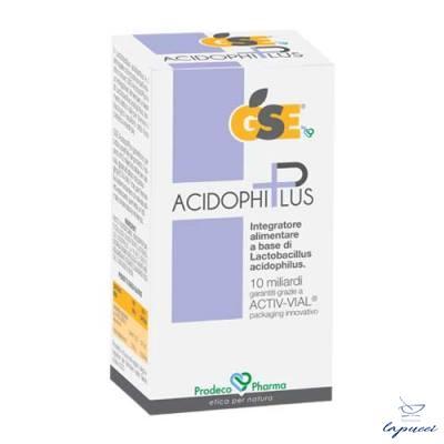 GSE PROBIOTIC ACIDOPHIPLUS 30 CAPSULE