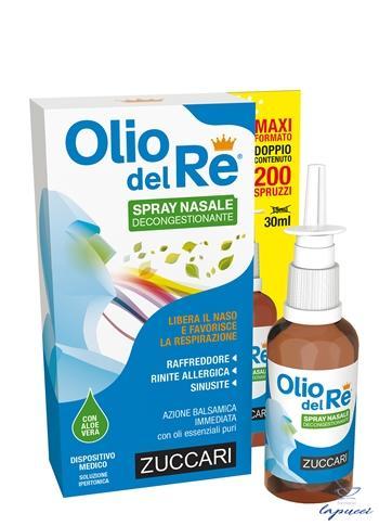 OLIO DEL RE SPRAY NASALE 30 ML