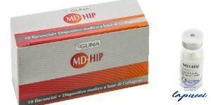 MD-HIP ITALIA 10 FLACONCINI INIETTABILI 2 ML