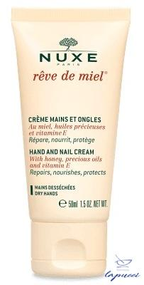 NUXE REVE DE MIEL CR MAINS ET ONGLES 50 ML