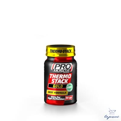 PROMUSCLE THERMO STACK GOLD 90 COMPRESSE