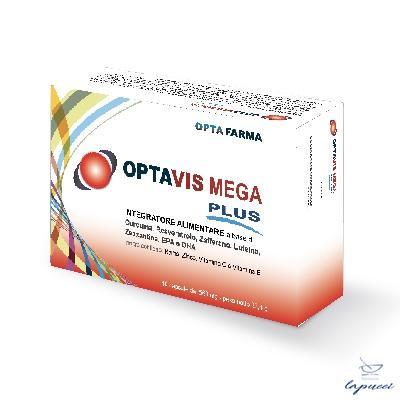 OPTAVIS MEGA PLUS 40 CAPSULE