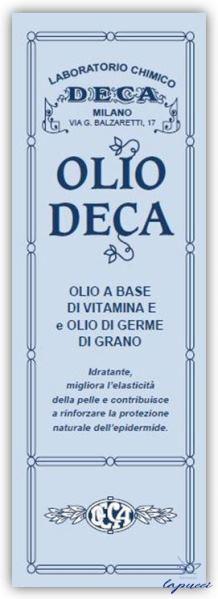 OLIO DECA 50 ML