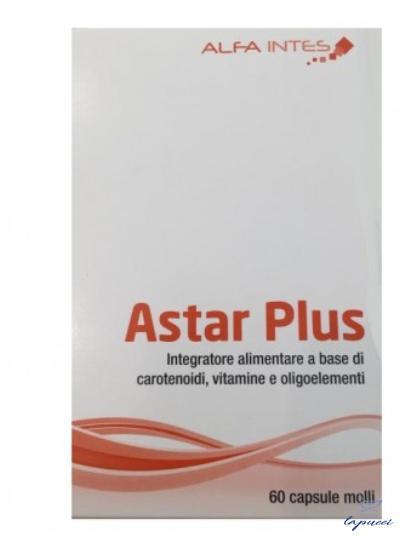 ASTAR PLUS 60 CAPSULE