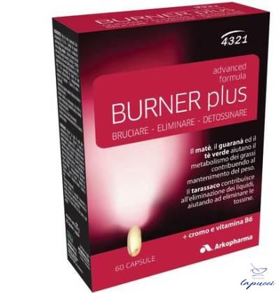 BURNER PLUS 60 CAPSULE PROMOZIONE