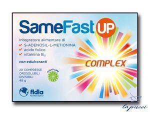 SAMEFAST UP COMPLEX 20 BUSTINE OROSOLUBILI