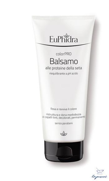 EUPH COLORPRO BALSAMO SETA