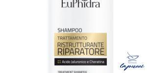 EUPHIDRA SHAMPOO TRATTAMENTO RISTRUTTURANTE RINFORZANTE 200ML
