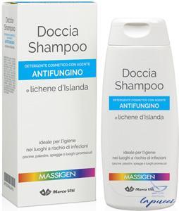 MASSIGEN DET DOCCIA SHAMPOO ANTIFUNGINO 200 ML