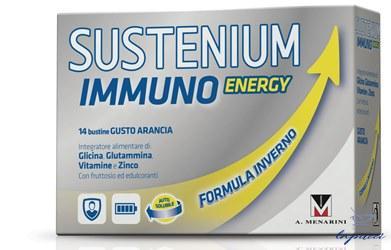 SUSTENIUM IMMUNO ENERGY PROMO 2017