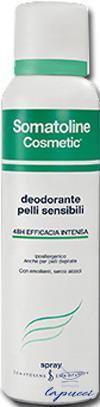 SOMATOLINE COSMETIC DEODORANTE PELLI SENSIBILI DUETTO 150 ML 15