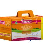 PLASMON BISCOTTO 2 X 600 G