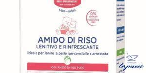 MUSTELA AMIDO DI RISO 180 G