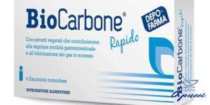 BIOCARBONE RAPIDO 8 FLACONCINI