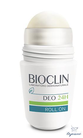BIOCLIN DEO 24H ROLL-ON CON PROFUMO