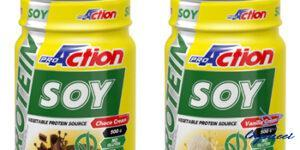 PROACTION SOY PROTEIN CHOCO CREAM 500 G