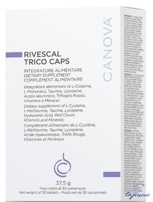 CANOVA RIVESCAL TRICO CPS 30 COMPRESSE NUOVA CONFEZIONE