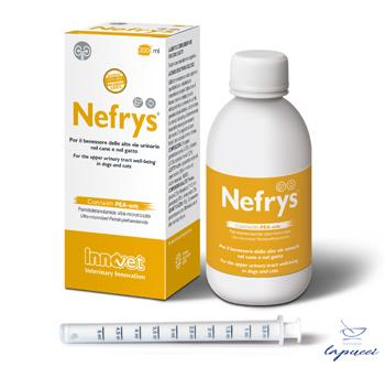 NEFRYS VEG 200 200 ML CON SIRINGA DOSATRICE ALIMENTO COMPLEMENT