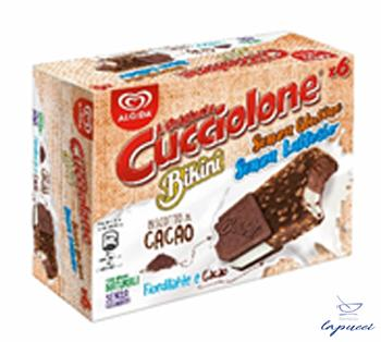 ALGIDA CUCCIOLONE BIKINI 6 X 50 G
