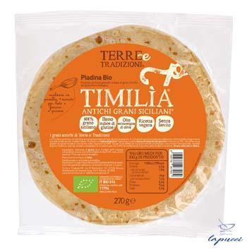 TERRE E TRADIZIONI PIADINA DI TIMILIA BIO (3X90G) 270G