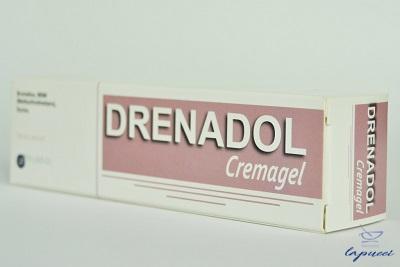DRENADOL CREMAGEL TUBO 50 ML