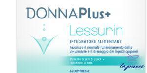 DONNAPLUS LESSURIN 60 COMPRESSE