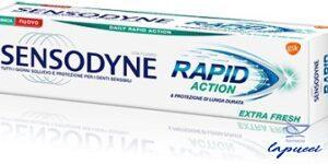SENSODYNE RAPID ACT EXTRA FRESH