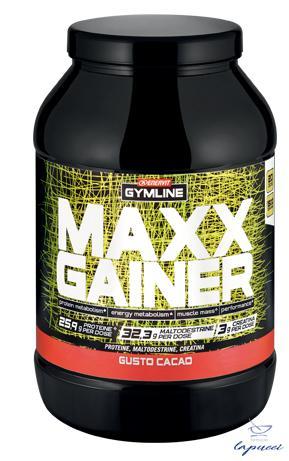 GYMLINE MAXX GAINER CACAO 1,5 KG