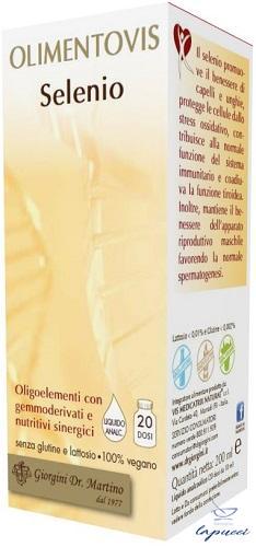 SELENIO OLIMENTOVIS 200 ML
