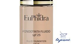 EUPHIDRA SKIN COLOR FONDOTINTA FLUIDO FF04 SABBIA