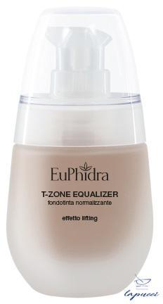 EUPHIDRA T ZONE FONDOTINTA SCURO 30 ML