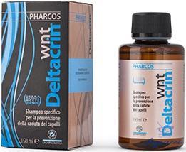 DELTACRIN WNT SHAMPOO PHARCOS 150 ML