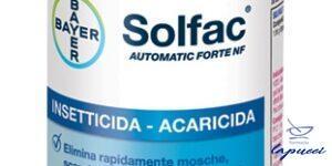SOLFAC AUTOMATIC FORTE NUOVA FORMULA 150 ML