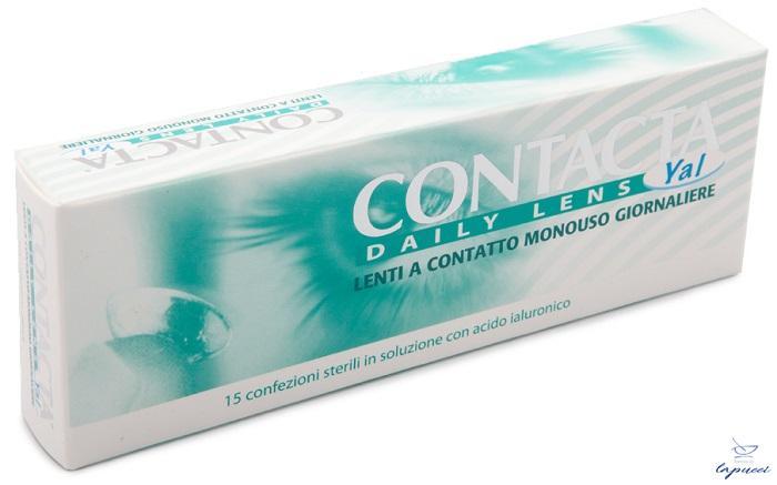 LENTE A CONTATTO MONOUSO GIORNALIERA CONTACTA DAILY LENS YAL15