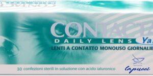LENTE A CONTATTO MONOUSO GIORNALIERA CONTACTA DAILY LENS YAL30