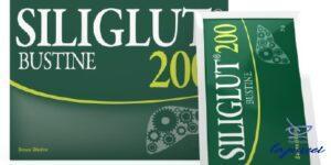 SILIGLUT 200 20 BUSTINE IN ASTUCCIO 60 G