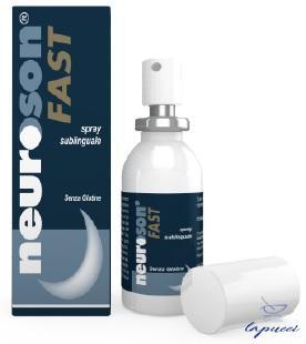 NEUROSON FAST SPRAY FLACONE 30 ML