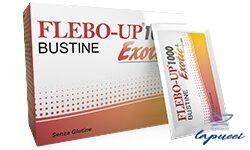 FLEBO-UP 1000 EXOTIC 18 BUSTINE