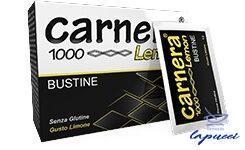 CARNERA 1000 LEMON 18 BUSTINE