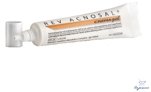 REV ACNOSAL CREMAGEL 30 ML