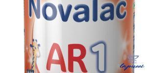 NOVALAC AR 1 LATTE IN POLVERE 800 G