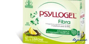 PSYLLOGEL FIBRA TE LIMONE 20 BUSTINE