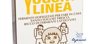 YOGURT LINEA FERMENTI LIOFILIZZATI 4 BUSTINE DA 8,5 G