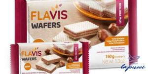 MEVALIA FLAVIS WAFER NOCCIOLA 150 G