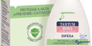 TANTUM ROSA DIFESA DETERGENTE INTIMO 200 ML