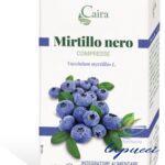 CAIRA MIRTILLO NERO 60 COMPRESSE