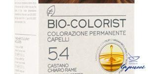 BIOCLIN BIO COLORIST 5,4 CASTANO CHIARO RAME